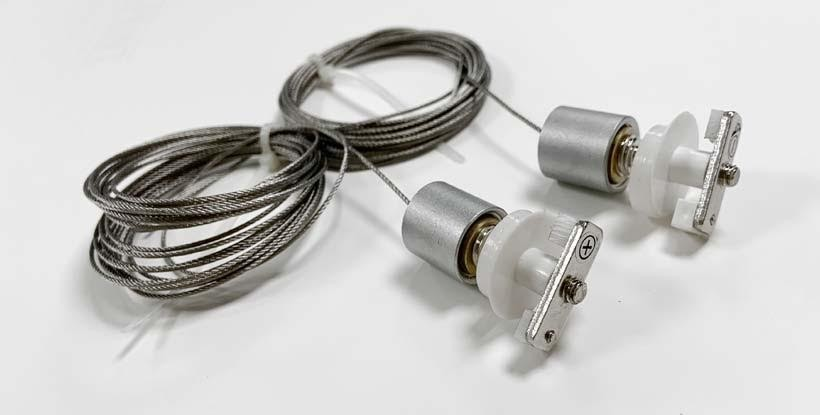 Cables escaparate LED