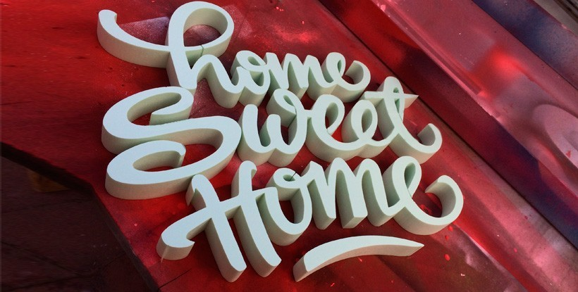 Letras Home Sweet Home